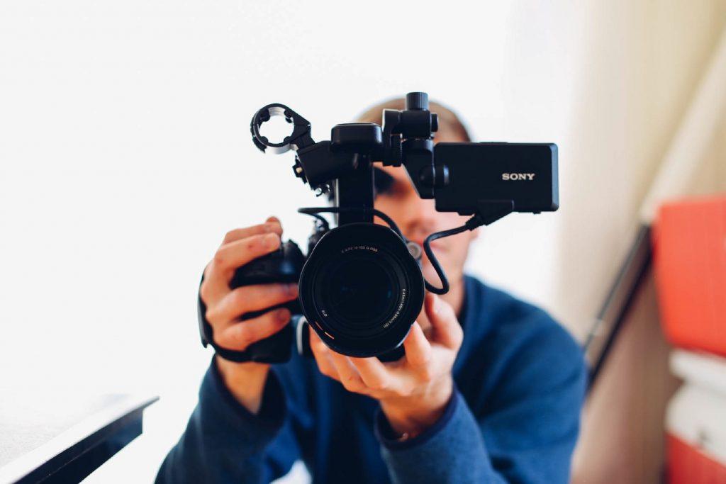 camera message